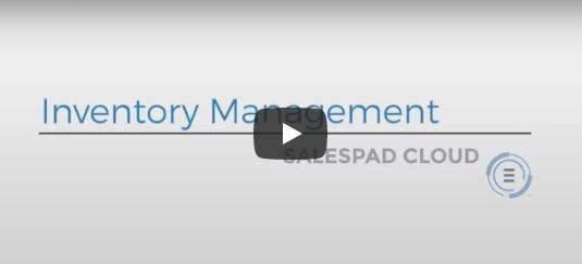 Inventory Management in SalesPad Cloud Video Screenshot