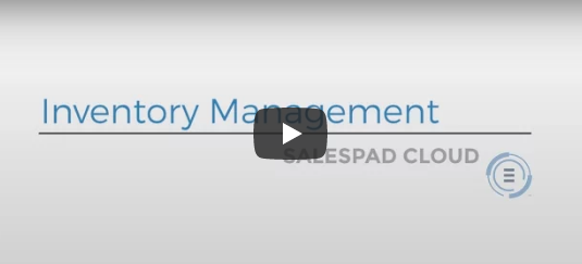 Inventory Management in SalesPad Cloud Video Screenshot